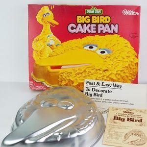 Vintage 1977 Wilton Big Bird Cake Pan NIB